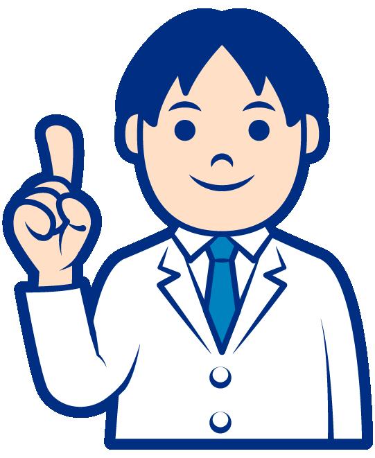 湘南内科皮フ科クリニックドクターキャラクター