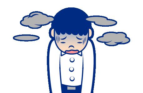 気分の障害あるいは焦燥感