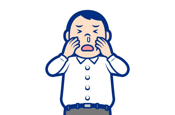インフルエンザの症状:鼻水
