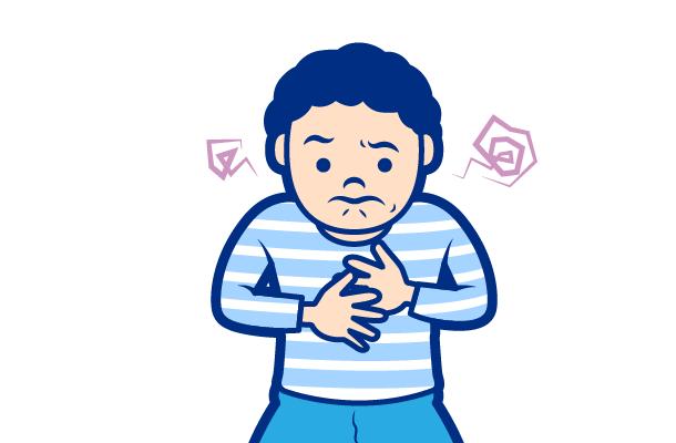インフルエンザの症状:全身症状(悪寒・頭痛・関節痛・倦怠感・筋肉痛)