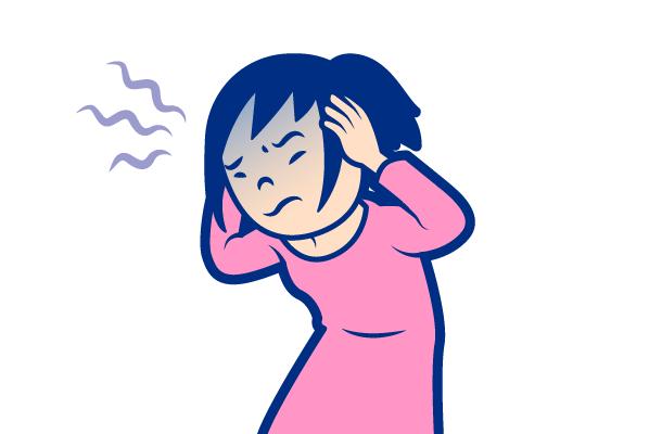 耳鼻咽喉科が対応する症状:耳なり・耳の閉塞感