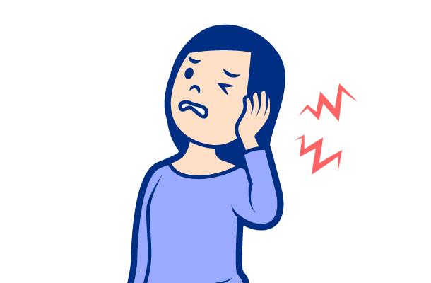 片頭痛の症状:「ズキンズキン」とした痛み