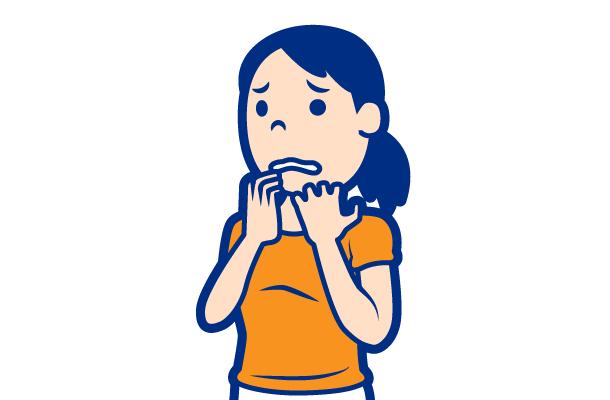 片頭痛の症状:キラキラしたものが見える前兆