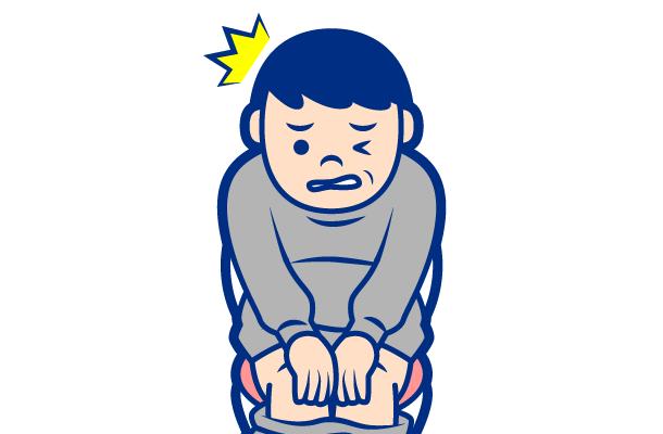 男性のクラミジア性尿道炎の症状:尿道のかゆみ・排尿痛