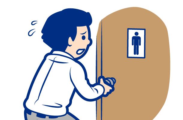 泌尿器科が対応する症状:頻尿